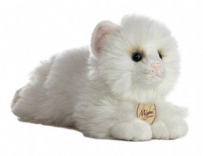 """Miyoni Turkish Angora Cat 9"""" by Aurora"""