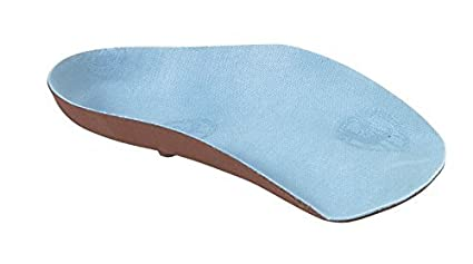 Birkenstock-Blue-Footbed-Arch-Support-Flat-Blue-Insole-W6-6.5