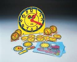 Carson-Dellosa 0768223199 Judy Clock, Original, Multiple Colors