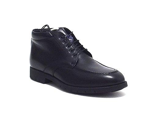 Soldini scarpe uomo, articolo 19611, polacchino Soldini in pelle, colore nero