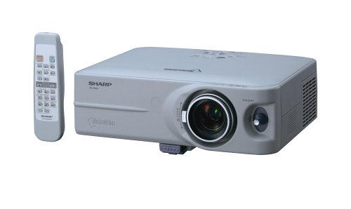 Sharp Pg-B10S Mobile Lcd Video Projector