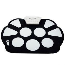 New Portable Digital Electronic Tabletop Roll Up Drum Kit Standard Drum-Set