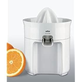 Braun Juicer Continuous Feed - 220 Volts, WILL NOT WORK IN THE USA