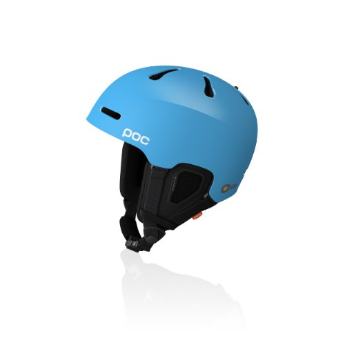 Poc Helmets And Armor Receptor Backcountry Mips Ski Helmet, Radon Blue, Large