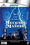 echange, troc Meurtre au Manoir : Qui a tué Sir John ?