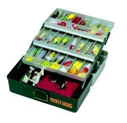 Plano Eco Friendly 3 Tray Tackle Box
