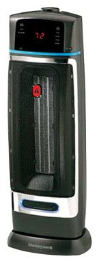 B000FVC40I Honeywell Safety Sentinel Electronic Ceramic Tower Heater, HZ-385BP