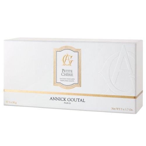 Annick Goutal Petite Cherie Soap Gift Set - Confezione da 5