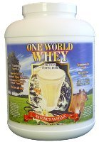 Synergistic Nutrition One World Whey Vanilla (5 LB)