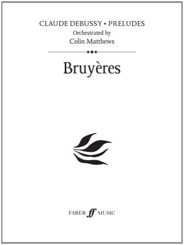 Les Collines D'anacapri (Prelude 17): Orchestral Score