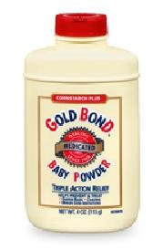 CHATTEM LABS. Gold Bond Cornstarch Plus Baby Powder - 4 Oz at Sears.com
