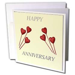 Florene Holiday - Anniversary - Greeting Cards-12