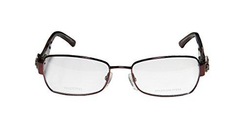 valentino-5731-womens-ladies-designer-full-rim-eyeglasses-spectacles-53-17-130-brown