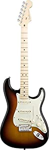 Fender American Deluxe Stratocaster, Maple Fretboard - 3-Tone Sunburst