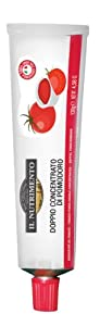 Il Nutrimento - Italian Double Concentrated Tomato Paste, (3)- 4.58 oz. Tubes
