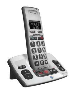 BT Freestyle 750 Single Dect With Answermachine images
