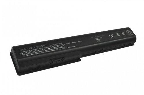 Batterie pour Hewlett Packard HDX X18-1200 Serie X18-1110EG (NQ513EA)