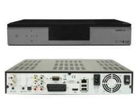 Venton UniBoX HD2 1xDVB-S2 HDTV Linux Sat Receiver PVR Ready