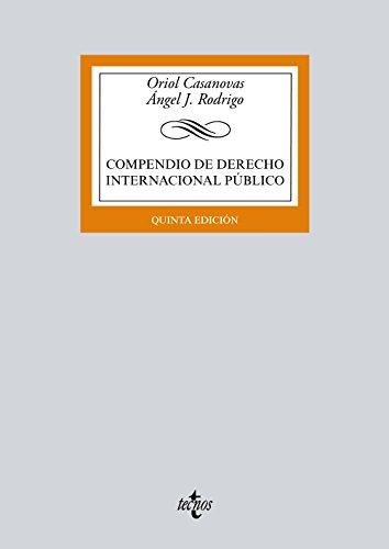 Compendio De Derecho Internacional Público (Publicaciones De La Asociación De La Prensa De Madrid)