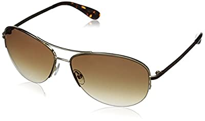 Marc by Marc Jacobs Women's MMJ119S Aviator Sunglasses