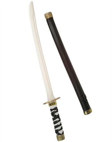 "24"" Costume Accessory Toy Ninja Katana Samurai Sword & Sheath"