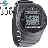 Scubapro デジタル330 ボトムタイマー リストタイプ
