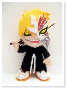 Bleach : Hollow Bankai Ichigo Plush - 13