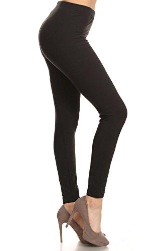 leggings-depot-basic-solid-plain-full-leggings-stretch-128-black