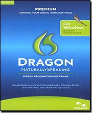 Dragon NaturallySpeaking Premium 11 Bluetooth