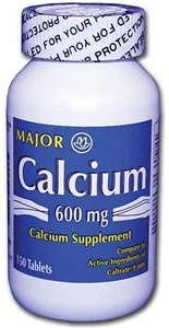 Calcium Carbonate, Tablet, 600Mg, 150Ct (Pack Of 2)