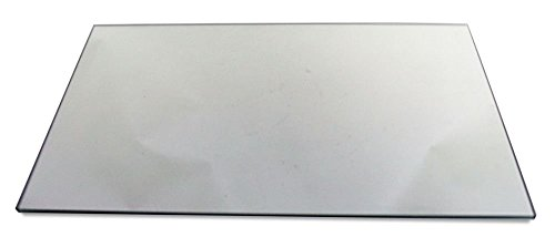 4449253 Whirlpool Wall Oven Inner Oven Door Glass (Whirlpool Oven Parts Gbd277prq01 compare prices)