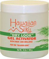 Hawaiian Silky Dry Look Gel Activator 16 oz.