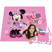 Disney Minnie Mouse 4\' x 4\' Interactive Floor Mat