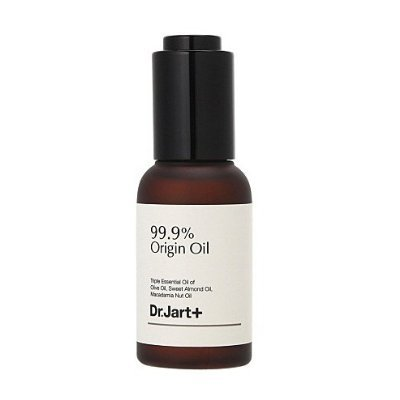 Dr.Jart + _ 99.9% Origin Oil 25Ml (Multi-Use, Maintains Moisture On Skin All Day, Nutrient,...