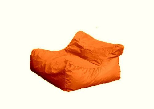 Sit In Pool Sit In Pool Orange Swimming Pool Memory Foam Sofa by Sit In Pool