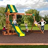 Weston Cedar Swing Set