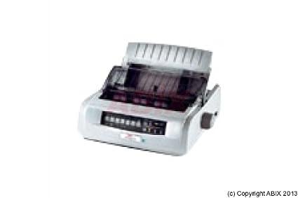 OKI Microline 5520eco Imprimante N&B matricielle 254 mm (largeur) 240 ppp x 216 ppp 9 pin jusqu'à 570 car/sec parallèle, USB