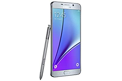 Refurbished Samsung Galaxy Note 5 N920G (Silver Titanium, 32GB)