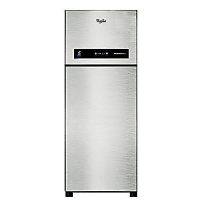 Whirlpool Pro 465 ELT 2S Frost-free Double-door Refrigerator (445 Ltrs, Alpha Steel)