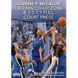 Joanne P. McCallie 1-2-2 match-up zone defense /