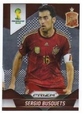 Panini Prizm World Cup Brazil 2014 Base Card # 174 Sergio Busquets Spain
