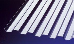 pvc wellplatten profilplatten trapez 70 18 klar ohne. Black Bedroom Furniture Sets. Home Design Ideas