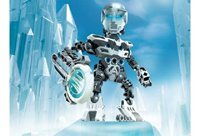 Lego Bionicle Matoran of Metru Nui Mini Box Set Figure #8612 Ehrye (White)
