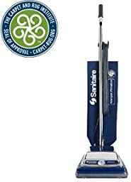 Eureka Sanitaire S670 Upright Professional Vacuum Cleaner Blue Line Electrolux