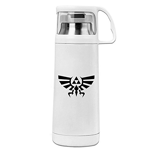 MMGt Triforce Vacuum Cup Water Bottle