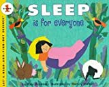 Sleep is for Everyone (Let's Read-and-Find-Out Science. Stage 1) (0060253924) by Paul Showers