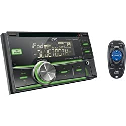 See JVC KW-R800BT In-Dash AM/FM/CD Car Stereo Receiver with Bluetooth Details