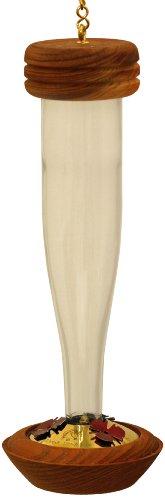 Schrodt Designs Model HBL-C Crystal Hummingbird Feeder