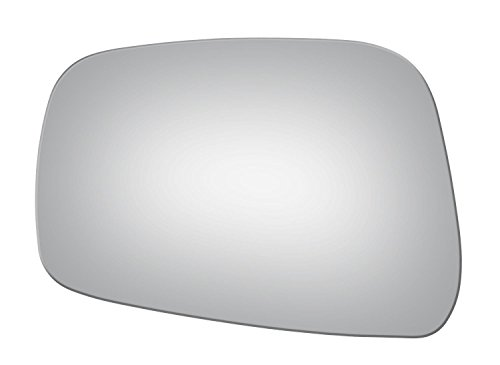 2005-2015 NISSAN FRONTIER, 2005-2012 PATHFINDER, 2005-2015 XTERRA, 2009-2011 SUZUKI EQUATOR Driver Side Replacement Mirror Glass (Nissan Frontier Back Glass compare prices)