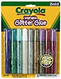 Crayola Glitter Glue Set Of 9